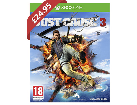 Just Cause 3 (Xbox One) - £24.95 @ TheGameCollection