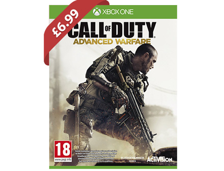 Call of Duty: Advanced Warfare Pre-Owned (Xbox One) - £6.99 @ Grainger Games