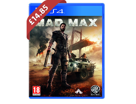 Mad Max deal