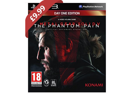 Metal Gear Solid V: The Phantom Pain (PS3) - £9.99 @ TheGameCollection