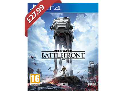 Star Wars Battlefront (PS4) - £27.99 @ Base