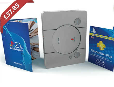 20th Anniversary PlayStation Steelbook (PS4) - £37.85 @ShopTo