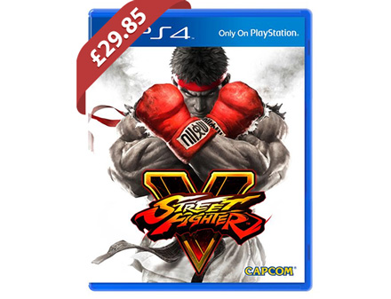Street Fighter V Deal