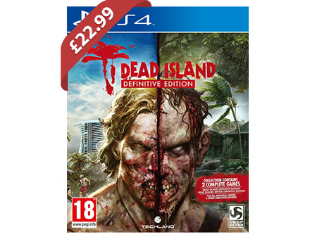 Dead Island definitive edition deal