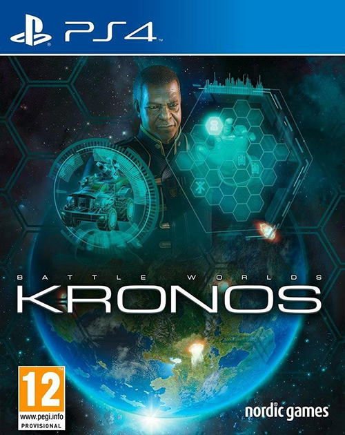 Battle Worlds: Kronos PS4 Cover