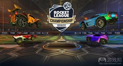 The Rocket League Championship(from gamesindustry.biz)