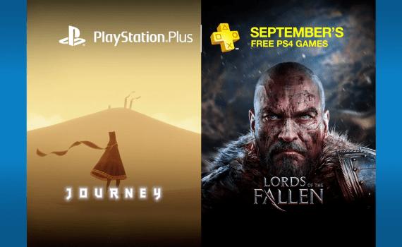 PlayStation Plus Setembro 2016