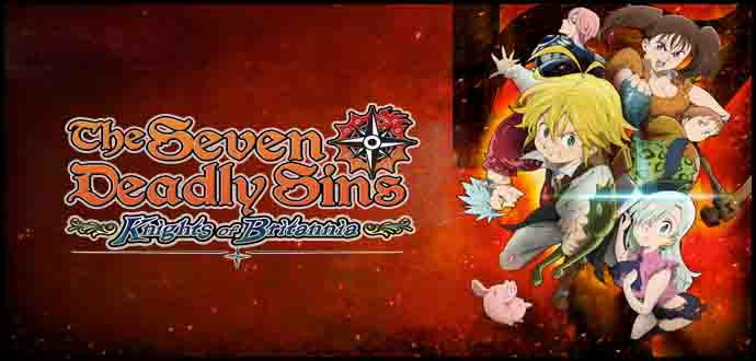 """The Seven Deadly Sins: Knights of Britannia"" – Collector's Edition angekündigt"