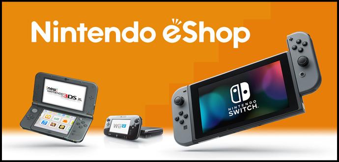 """""""Nintendo eShop"""" – Frühlingsaktion: Über 140 Spiele zu Discountpreisen"""