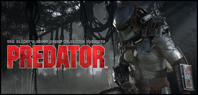 """""""Tom Clancy's Ghost Recon Wildlands"""" – Ubisoft und FoxNext Games bringen den Predator ins Game"""