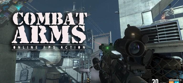 Combat Arms celebra un aniversario más, premiando a sus jugadores