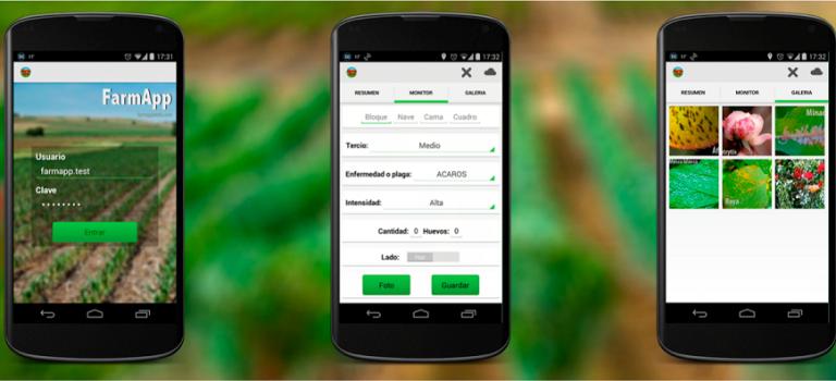 FarmApp, la Waze de los agricultores llegará a Chile