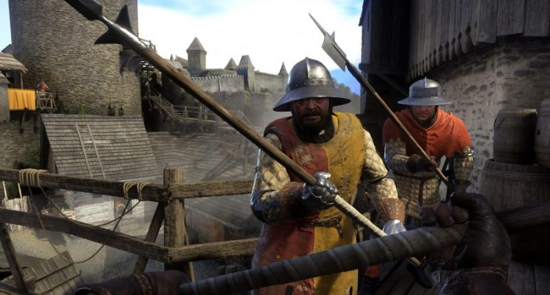 Kingdom Come: Deliverance Kritik Review Test Wachen