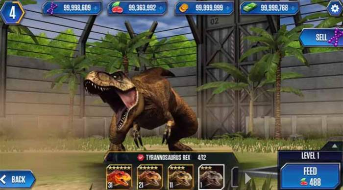 Download Game Jurassic World