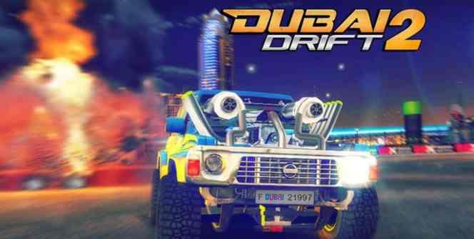 Dubai Drift 2 for pc win