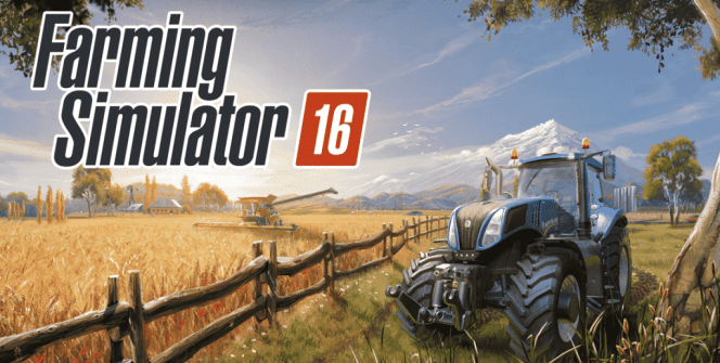 Farming Simulator 16 download free