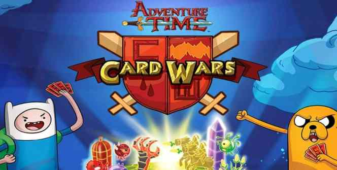 Card Wars - Adventure Time for pc