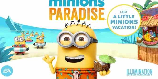 Minions Paradise for pc free