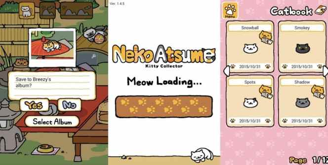 Neko Atsume Kitty Collector for pc download
