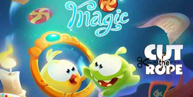 Cut the Rope Magic for pc