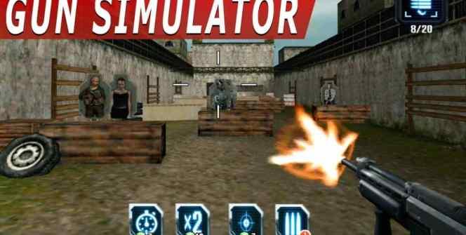 Gun Simulator for pc desktop
