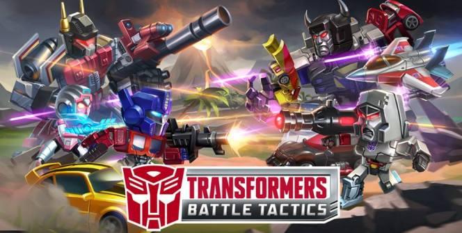 Transformers Battle Tactics for pc