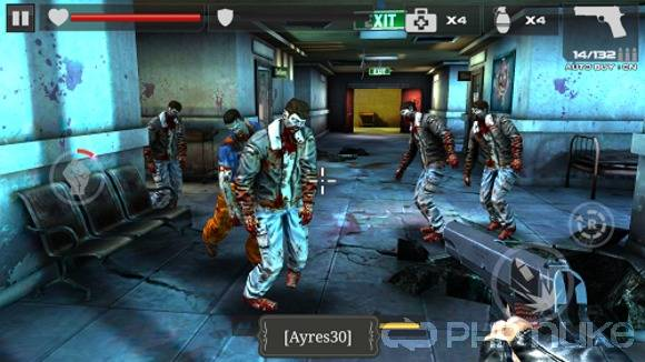 download DEAD TARGET Zombie free