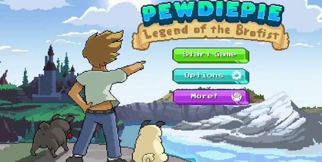 PewDiePie Legend of Brofist for pc