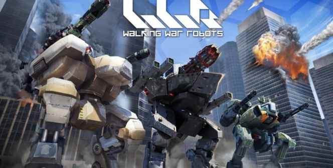 Walking War Robots for pc