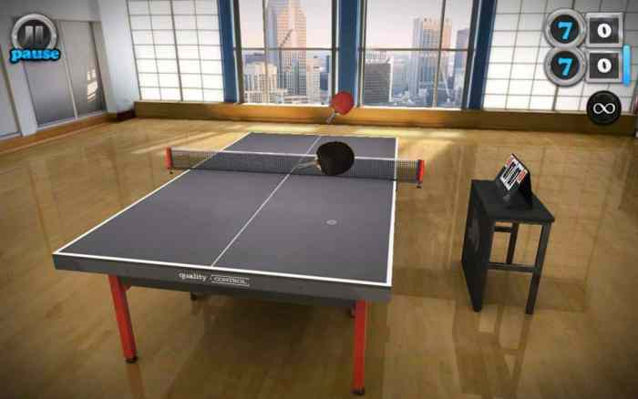 download Table Tennis Touch free