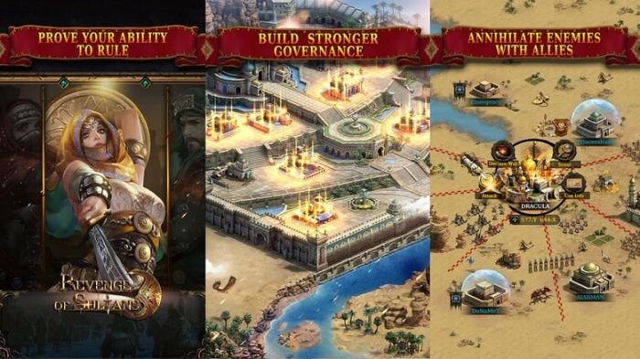 download Revenge of Sultans free