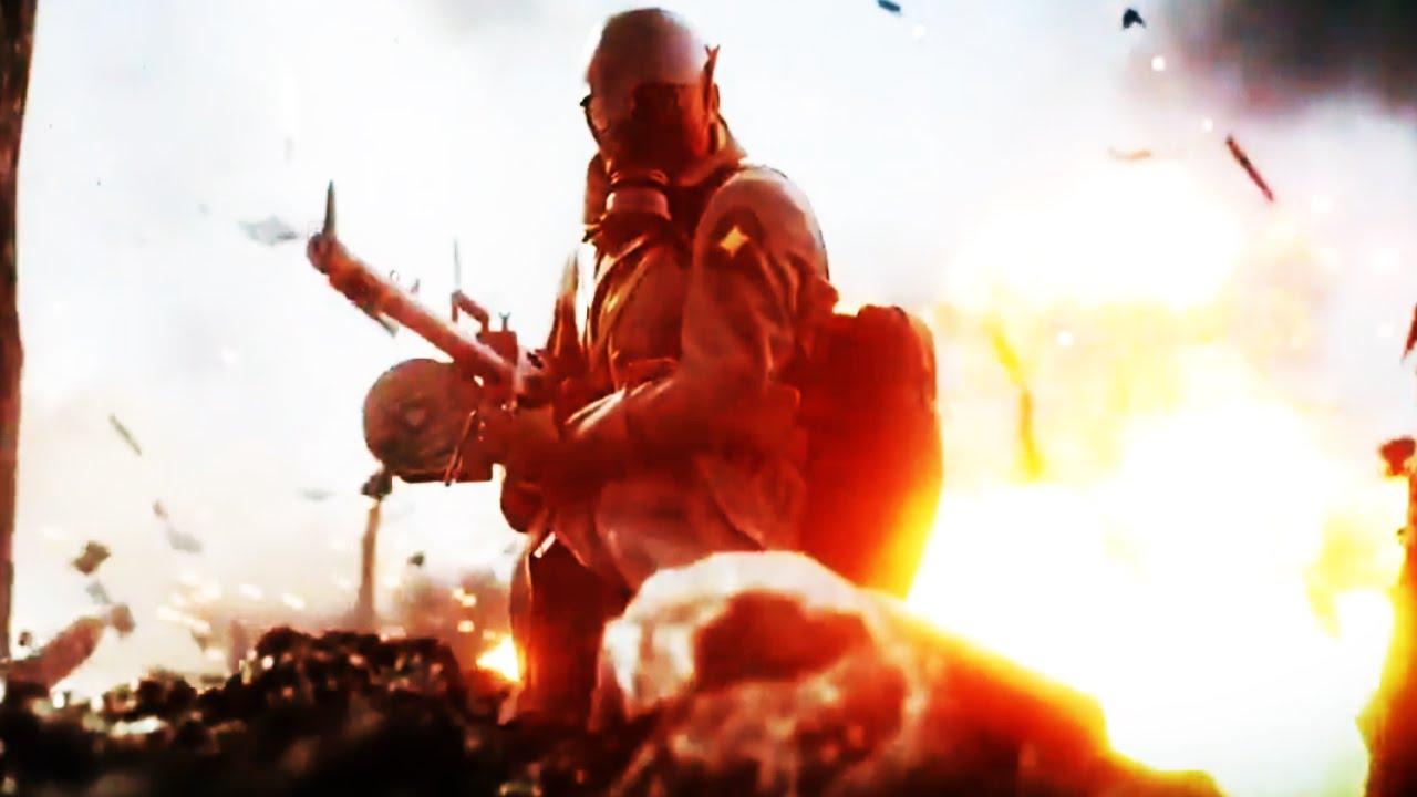 Εκρηκτικό νέο υλικό για το Battlefield 1 Battlefield