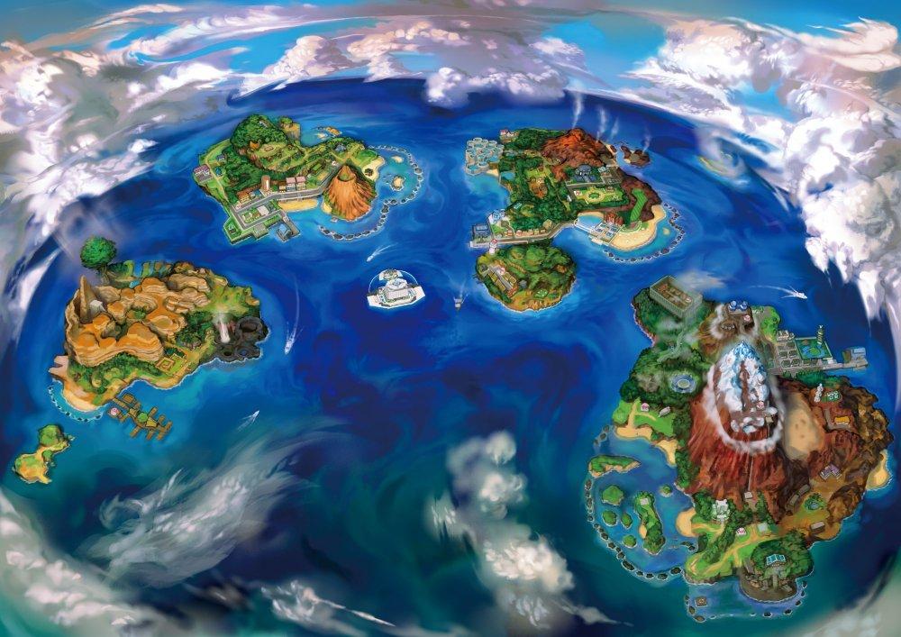 Νέες πληροφορίες για τις Pokemon Sun και Moon Pokemon-1
