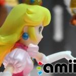 ゲームと連動する任天堂フィギュア『amiibo』を間近で様々な角度から撮影した動画