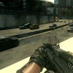 『コールオブデューティ アドバンスド・ウォーフェア』高速道路を走る車上を飛び移りながら戦うプレイ動画が公開