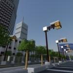 制作期間2年、使用ブロック数450万の大作!『マインクラフト Xbox360エディション』で作り上げられた驚愕の都市マップ