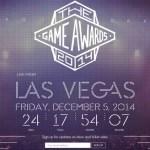 ゲーム業界の大物が勢揃い!『The Game Awards 2014』ラスベガスで12月5日に開催!