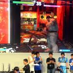 『ストリートファイターV』梅原大吾さん vs GamerBeeさんによるエキシビションマッチ動画