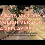 『J-Stars Victory VS+』PS4版プレイ動画