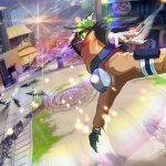 『ナルティメットストーム4』最新のフルHDスクリーンショット2枚が公開