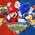 Wii U/3DS『マリオ&ソニック AT リオオリンピック』発表!7人制ラグビー、ビーチバレー、サッカー、ゴルフなどを収録