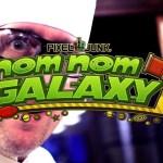 キュー・ゲームス PixelJunkシリーズ最新作『Nom Nom Galaxy』PS4版が7月1日に配信決定!10%オフ(PS Plus会員なら28%オフ)となる発売記念セールが実施