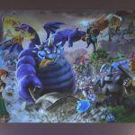 『ドラゴンクエストヒーローズII』2016年春発売!メインビジュアルが公開されたほか、新たな世界・物語・主人公、マリベルやハッサンなど新たな歴代シリーズキャラの登場、最大4人のマルチプレイに対応することが判明