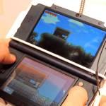3DS版『テラリア』下画面と操作も確認できるCam撮りプレイ動画が公開!