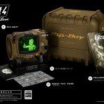 『Fallout 4』日本語版の発売日が12月17日に決定!限定版「Pip-Boyエディション」が本日より予約受付開始!