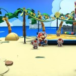 【E3 2016】WiiU『ペーパーマリオ カラースプラッシュ』40分にわたる解説付きプレイ映像!