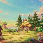 ブラウニーズが手掛ける新作RPG『エグリア~赤いぼうしの伝説~』発表!『聖剣伝説LOM』を彷彿とさせる作品に