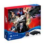新型PS4と『ペルソナ5』の数量限定セット『PlayStation4 Persona5 Sterter Limited Pack』予約開始!