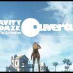 『GRAVITY DAZE 2』前日譚を描くアニメ『GRAVITY DAZE The Animation ~Ouverture~』PS Store&YouTubeで公開!