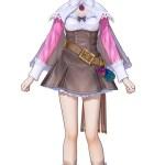PS4/Vita『ブルーリフレクション』日菜子がロロナになる!特別衣装のデザインが公開